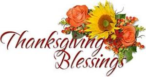 Thanksgiving Blessings Picture