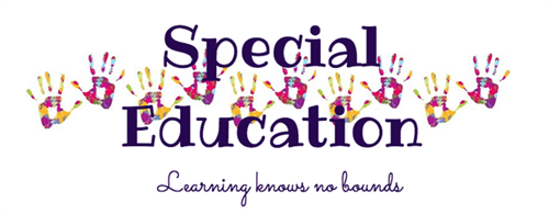 Special Education - Header