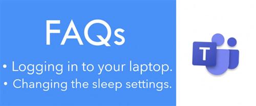 FAQs for Laptops